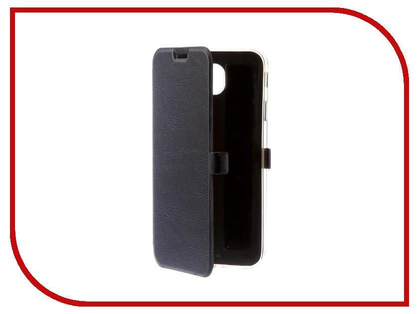 Аксессуар Чехол для Samsung Galaxy J7 2017 CaseGuru Magnetic Case Azure Blue 99926 protective flip open pu pc case w card slots for samsung galaxy s5 blue