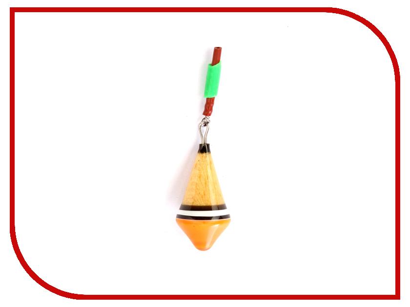 Поплавок Super Balsa 002-10 1гр Одинарный (10шт) Transparent 002-10П