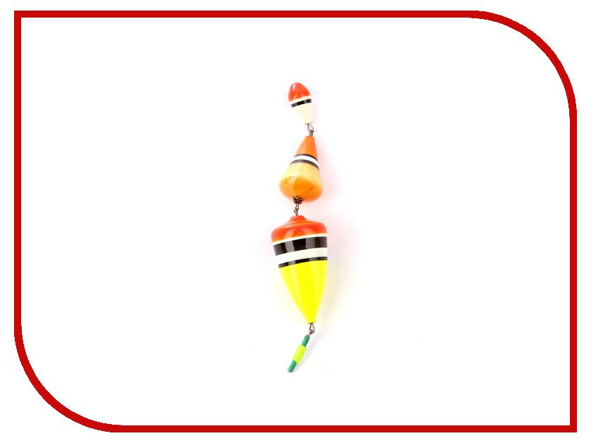 Поплавок Super Balsa 035-50 5гр Трехсоставной (5шт) Yellow 035-50Ж