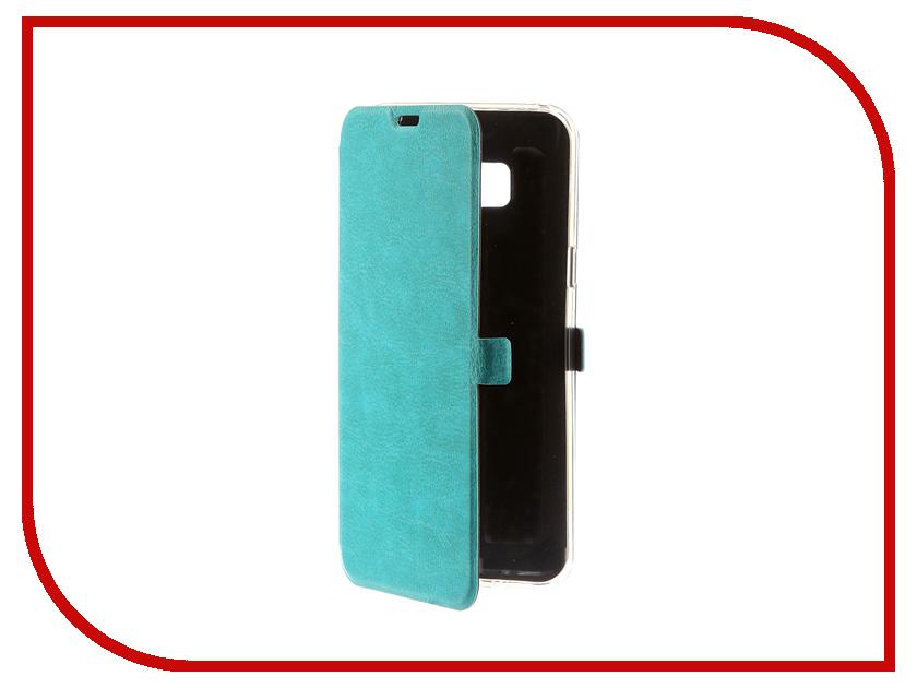 Аксессуар Чехол Samsung Galaxy S8 Plus CaseGuru Magnetic Case Turquoise 100524 fishcam plus 750 dvr