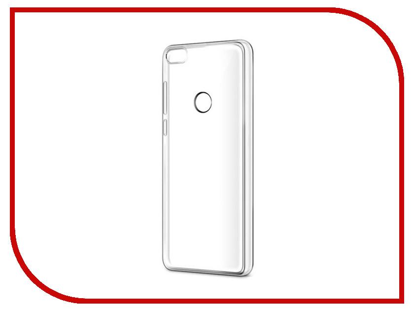 Аксессуар Чехол Huawei Nova Lite 2017 DF Silicone hwCase-45 смартфон nokia 5 ds 16 гб синий 11nd1l01a15