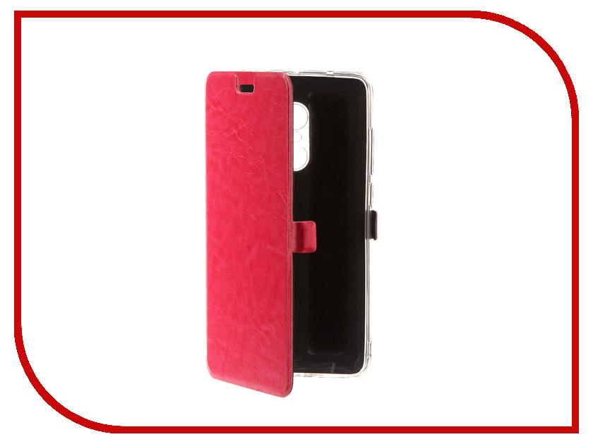 Аксессуар Чехол Xiaomi Redmi Note 4 CaseGuru Magnetic Case Glossy Pink 99970 aeg f 99970 im