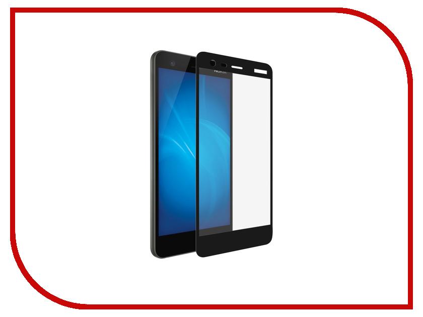 Аксессуар Защитное стекло Nokia 2 DF Full Screen nkColor-05 Black
