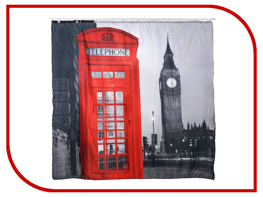 Шторка Доляна Лондон 180x180cm 911876 анна нетребко лондон