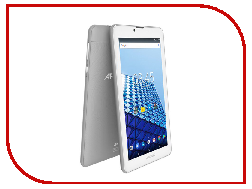 Планшет Archos Access 70 3G 8Gb (MediaTek MT8321 1.3 GHz/1024Mb/8Gb/GPS/3G/Wi-Fi/Bluetooth/Cam/7.0/1024x600/Android) планшет dexp ursus 7mv4 3g black 0807193 spreadtrum 5735 1 2 ghz 1024mb 8gb wi fi 3g bluetooth gps cam 7 0 1024x600 android