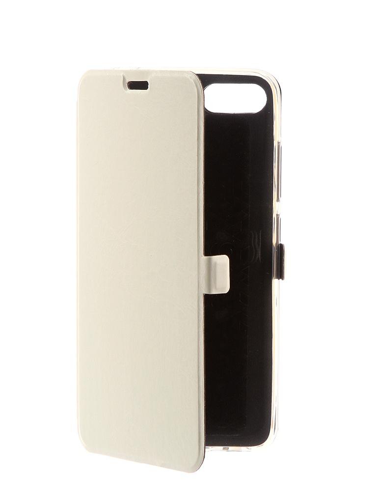 Аксессуар Чехол CaseGuru для ASUS Zenfone 4 Max ZC554KL Magnetic Case Glossy White 100561 goowiiz черный asus zenfone 4 max plus zc554kl