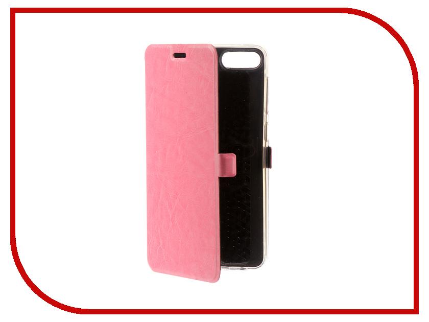 Аксессуар Чехол для ASUS ZenFone 4 Max ZC520KL CaseGuru Magnetic Case Glossy Light Pink 101427 фотопленка fujifilm wide glossy для instax 300 210 glossy 10 2pk на 20 фотографий