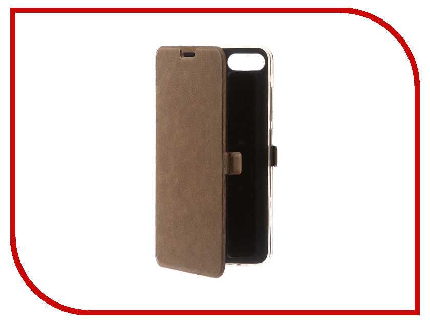 Аксессуар Чехол для ASUS Zenfone 4 Max ZC554KL CaseGuru Magnetic Case Light Brown 100570 lofter happy zoo pattern protective pu pc case w stand for ipad air white brown multicolor