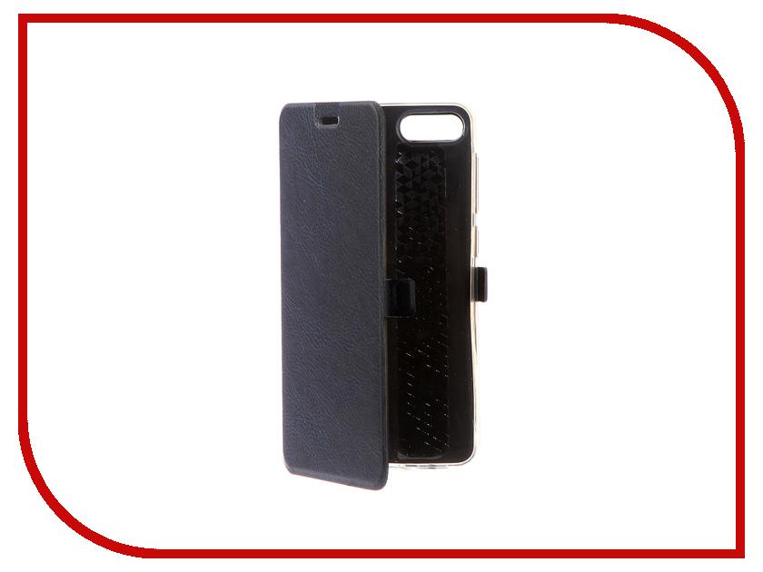 Аксессуар Чехол ASUS ZenFone 4 Max ZC520KL CaseGuru Magnetic Case Azure Blue 101430 аксессуар защитное стекло asus zenfone 4 max zc520kl luxcase 0 33mm 82315