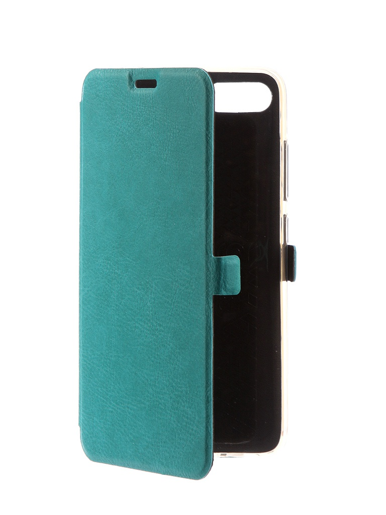 Аксессуар Чехол CaseGuru для ASUS Zenfone 4 Max ZC554KL Magnetic Case Turquoise 100560