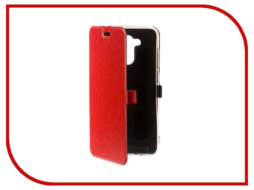 Аксессуар Чехол Huawei Honor 6C Pro CaseGuru Magnetic Case Ruby Red 101444 обьявления эталон городской б у