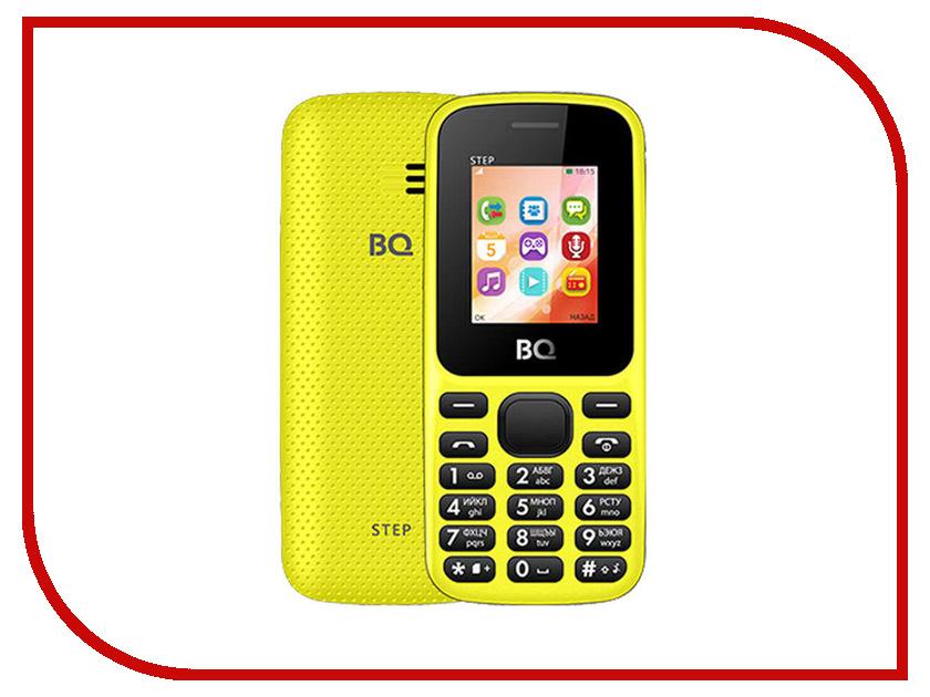 Сотовый телефон BQ 1805 Step Yellow