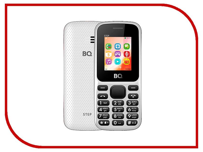Сотовый телефон BQ 1805 Step White