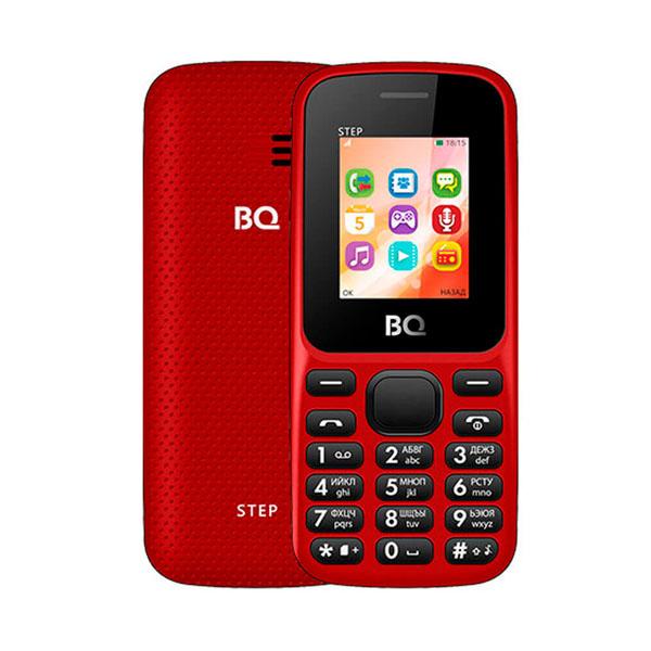 Сотовый телефон BQ 1805 Step Red мобильный телефон bq mobile bq 1807 step red