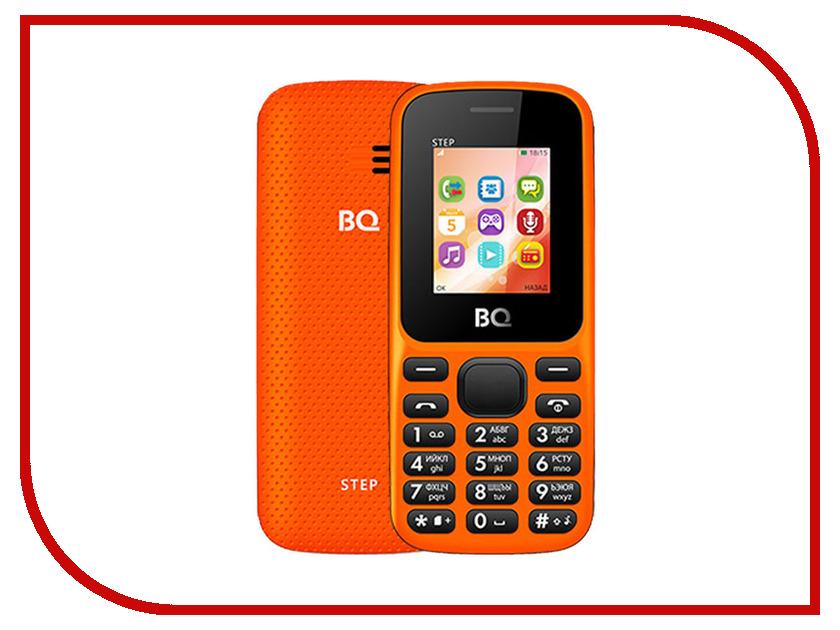 Фото Сотовый телефон BQ 1805 Step Orange