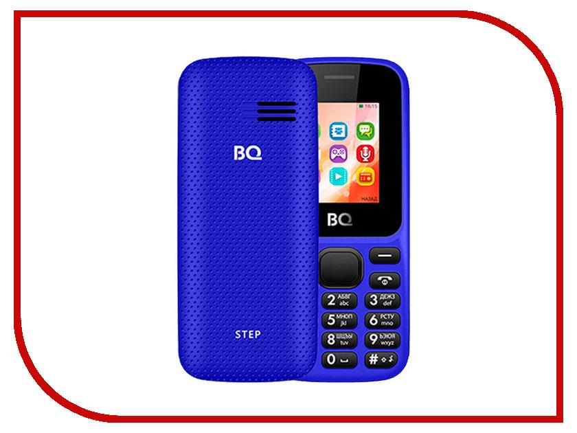 Сотовый телефон BQ 1805 Step Dark Blue сотовый телефон philips e311 xenium navy