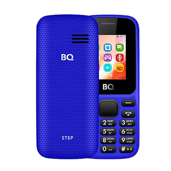 Сотовый телефон BQ 1805 Step Dark Blue потребительские товары brand new h400t31