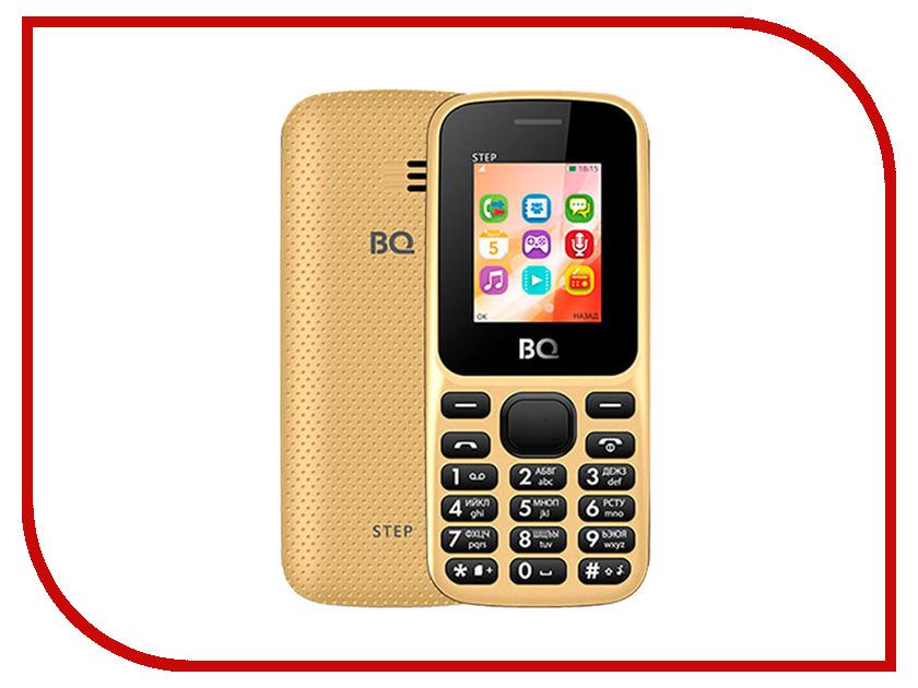 Сотовый телефон BQ 1805 Step Coffee