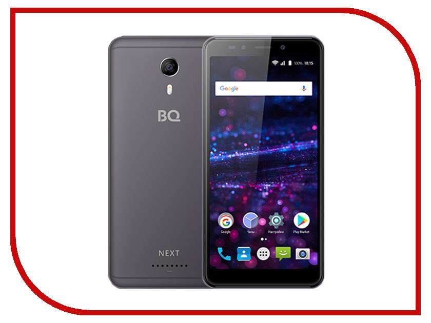 Сотовый телефон BQ 5522 Next Grey сотовый телефон philips e311 xenium navy