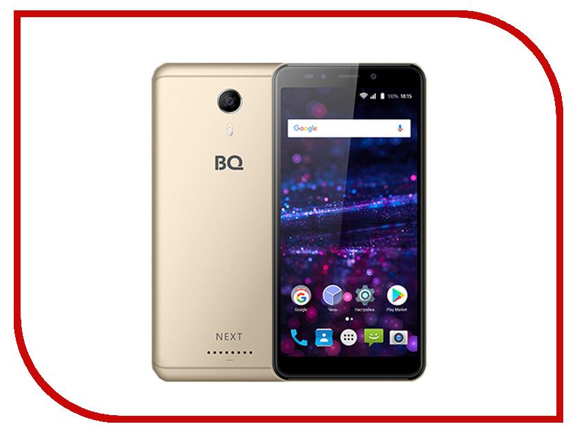 Сотовый телефон BQ 5522 Next Gold цена