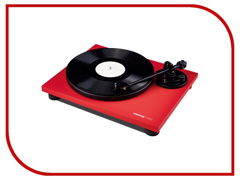 Проигрыватель виниловых дисков Reloop TURN2 Red проигрыватель винила с ременным приводом reloop turn 2 white