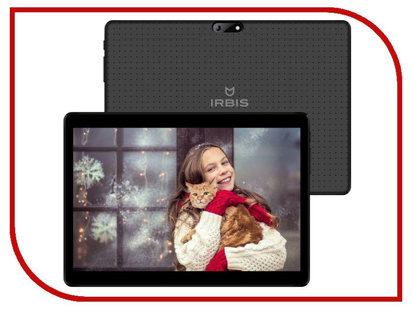 Планшет Irbis TZ968 Black (Spreadtrum SC9832 1.3 GHz/1024Mb/8Gb/3G/Wi-Fi/Cam/9.6/1280x800/Android 7.0) планшет планшет lenovo tab 4 tb 7504x za380087ru mediatek mt8735b 1 3 ghz 2048mb 16gb gps 3g lte wi fi bluetooth cam 7 0 1280x720 android