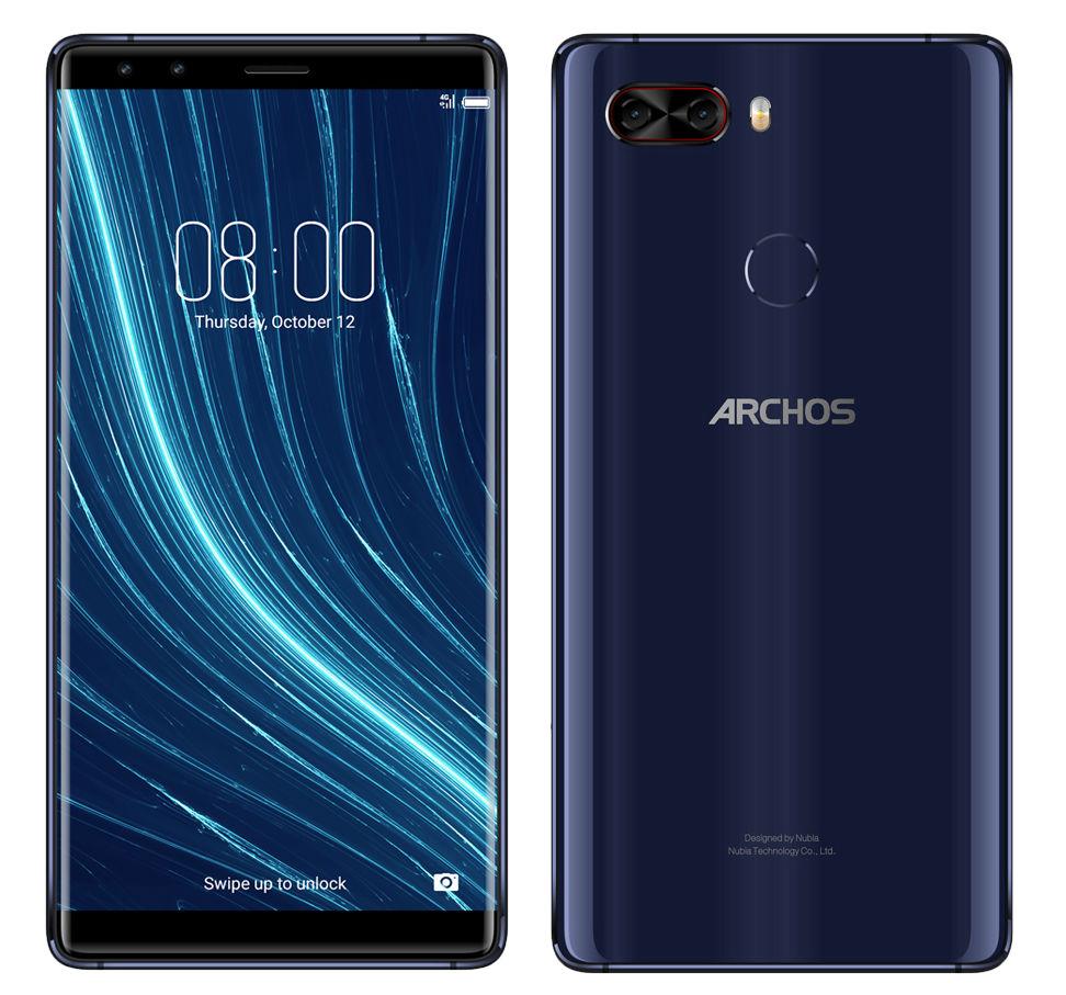 Сотовый телефон Archos Diamond Omega Blue цены