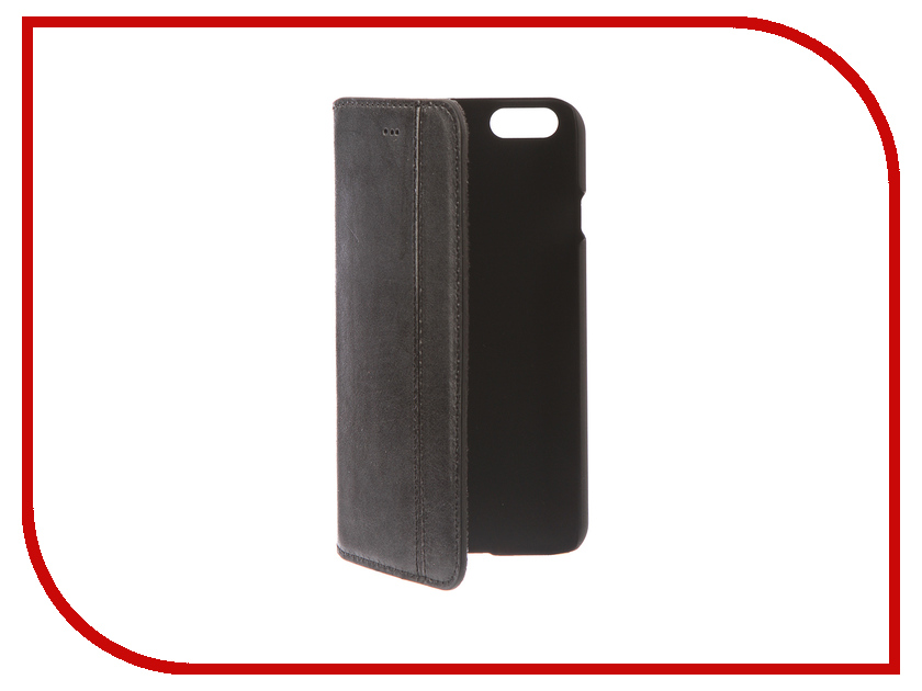 Аксессуар Чехол-книжка Antic Ultimate для APPLE iPhone 6 / 6S Black MCANUBRG1I6 скидки apple pay