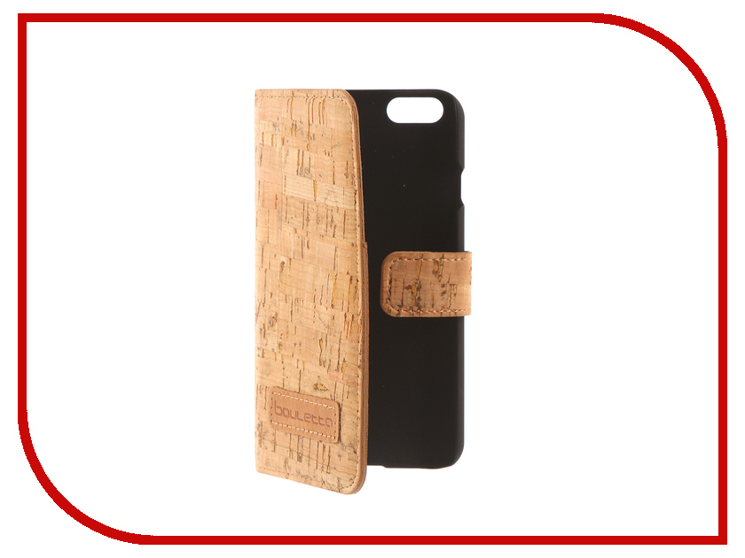 Аксессуар Чехол Bouletta Eco для APPLE iPhone 6 / 6S Tree MCWLCK1IP6 сумки bouletta сумка bouletta occasion antic