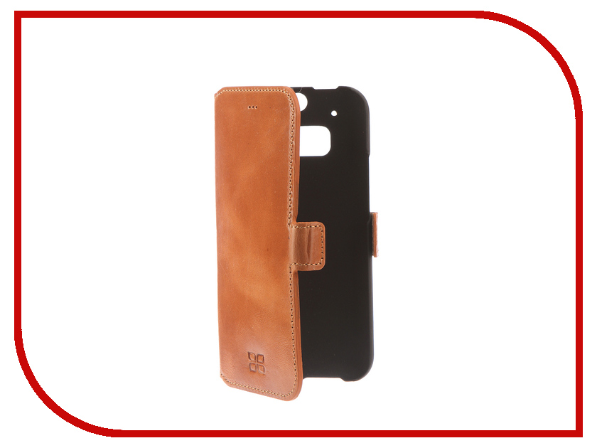 Аксессуар Чехол HTC One M8 Bouletta Wallet Brown MCWLBRRST2M8 сумки bouletta сумка bouletta occasion antic