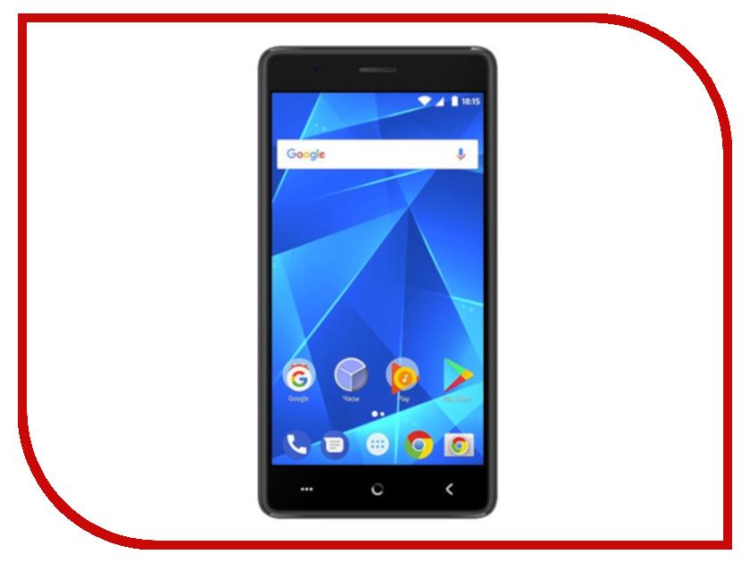 Сотовый телефон BQ BQ-5001L Contact Black сотовый