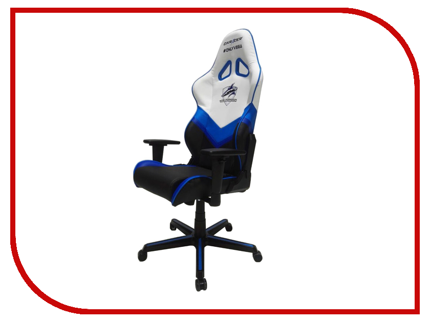 Компьютерное кресло DXRacer OH/RZ32/WNB oh my god it s electro house volume 4