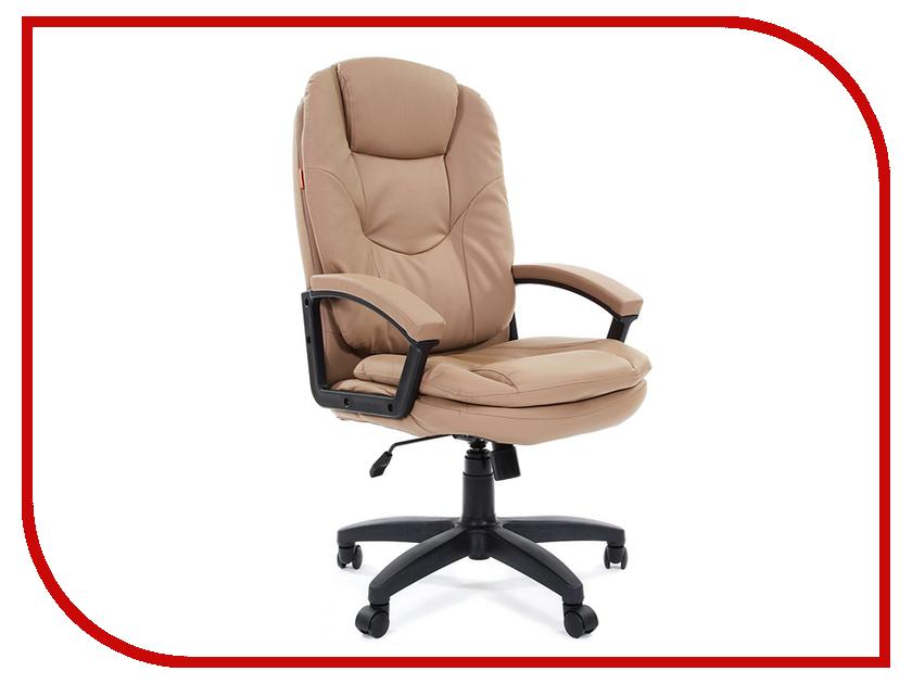 Фото Компьютерное кресло CHAIRMAN 668 LT Beige 00-07011066