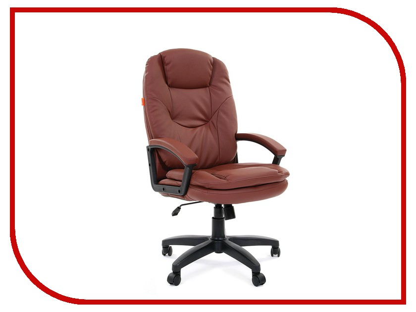 Компьютерное кресло CHAIRMAN 668 LT Brown 00-07011067 компьютерное кресло chairman 727 серый
