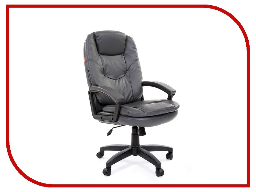 Фото Компьютерное кресло CHAIRMAN 668 LT Grey 00-07011068