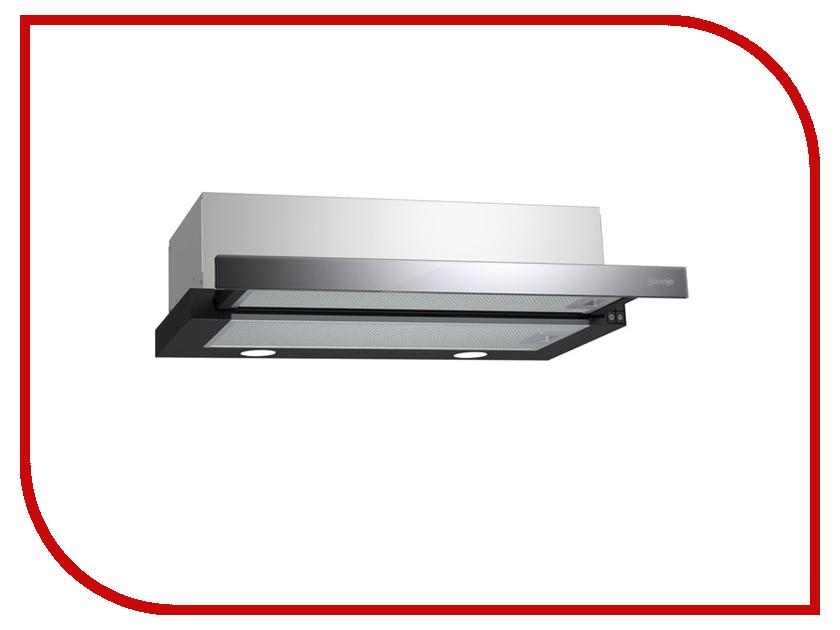 Кухонная вытяжка Gorenje BHP623E12BG встраиваемая вытяжка gorenje bhp 623 e 11 b