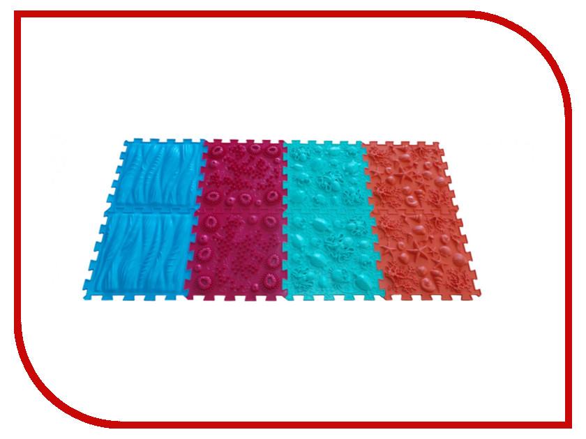 Развивающий коврик Орто Пазл Микс Море игровые коврики орто пазл напольное покрытие микс базовый