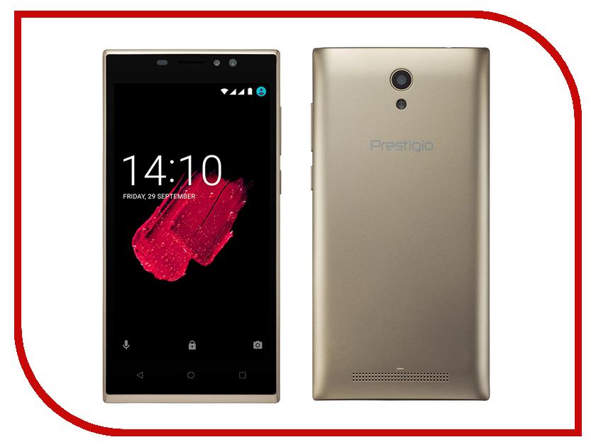 Сотовый телефон Prestigio Muze C7 LTE PSP7510DUOGOLD стоимость