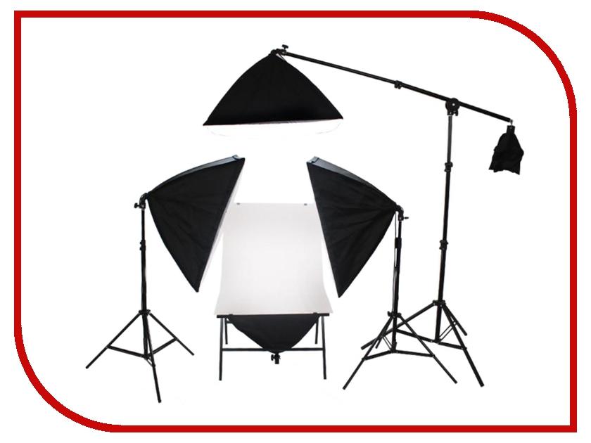 Комплект студийного света FST 006 fst b33 extra white