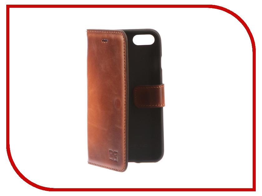 Аксессуар Чехол Bouletta Wallet ID для APPLE iPhone 7 Brown MCWCEIDBrRST2I7 аксессуар чехол bouletta wallet для apple iphone 5 5s se black mcwlblsa1i5
