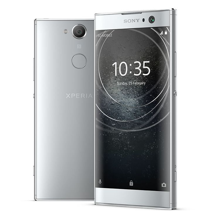 Сотовый телефон Sony Xperia XA2 Dual Silver