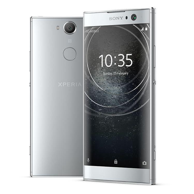 Сотовый телефон Sony Xperia XA2 Dual Silver цена
