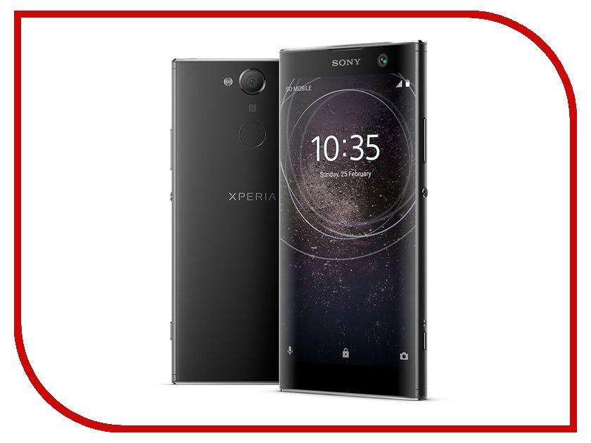 Сотовый телефон Sony Xperia XA2 Dual Black сотовый телефон senseit t100 black