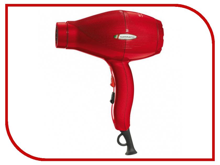 Фен Gamma Piu Ion Ceramic S Red все цены