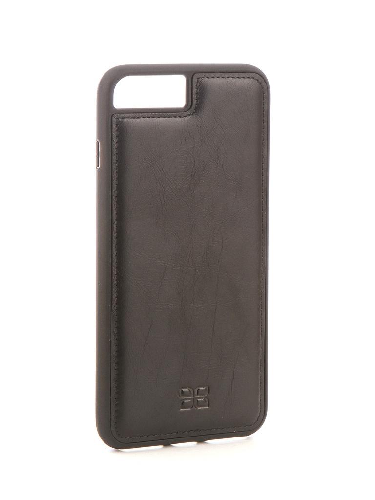 Аксессуар Чехол Bouletta для APPLE iPhone 7 Plus Black MCpitonBlI7pl аксессуар чехол ipapai для iphone 6 plus ассорти морской