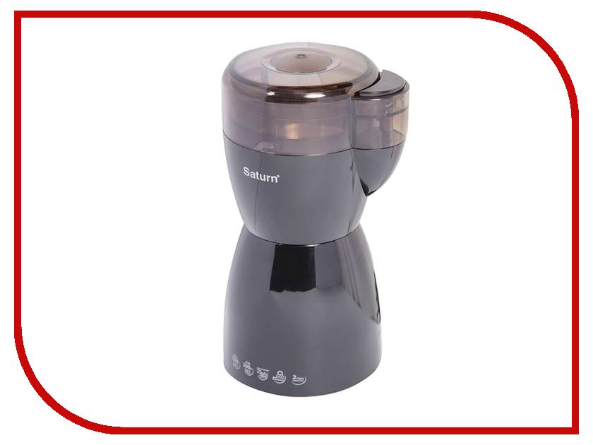 Кофемолка Saturn ST-CM0178 Black радиотелефон вектор st 207 01