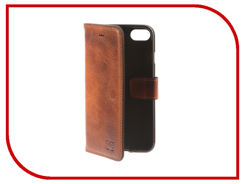 Аксессуар Чехол Bouletta Wallet ID для APPLE iPhone 7 Terracotta MCWCEIDBrRST2EFI7 бульонница trianon