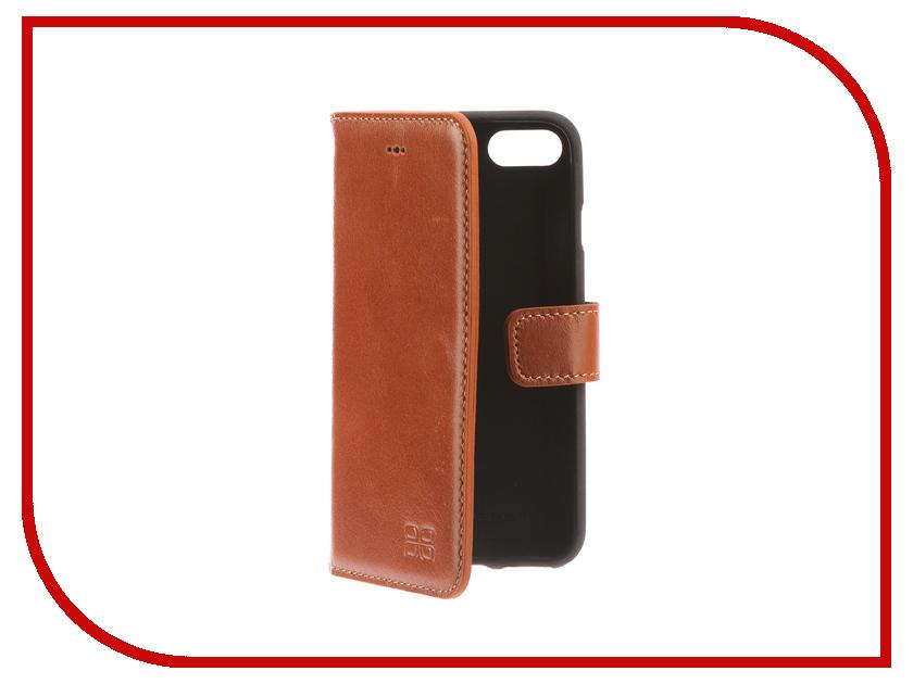 Аксессуар Чехол Bouletta Wallet ID для APPLE iPhone 7 Brown MCWCIDBRRST3I7 аксессуар чехол bouletta для apple iphone 7 brown mcbbkbrn6i7
