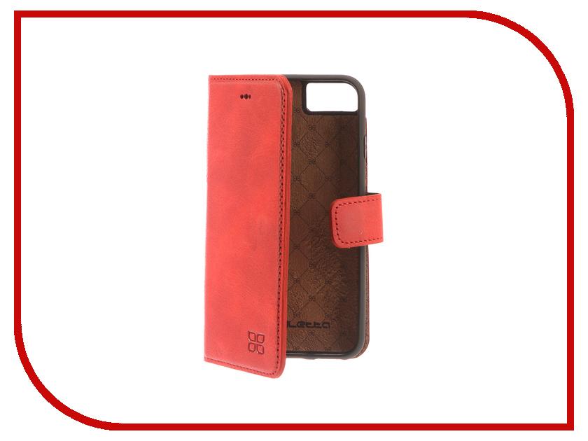 Аксессуар Чехол-книжка Bouletta Magic Wallet для APPLE iPhone 7 / 8 Burgundy MWTN7iP7 скидки apple pay