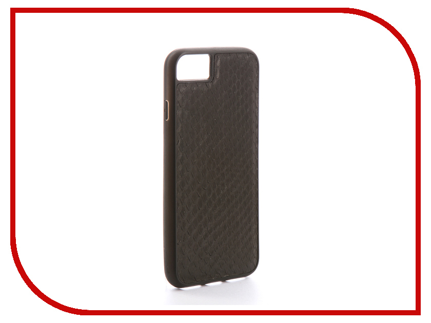 Аксессуар Чехол Bouletta для APPLE iPhone 7 Black MCpitonBlI7 аксессуар чехол bouletta для apple iphone 7 brown mcbbkbrn6i7